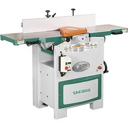 """G0634Z Grizzly 12"""" Planer/Jointer with Spiral Cutterhead"""