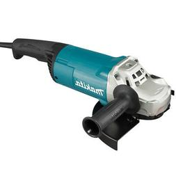 Makita GA9060 Angle Grinder, with No Lock-On Switch, 9""