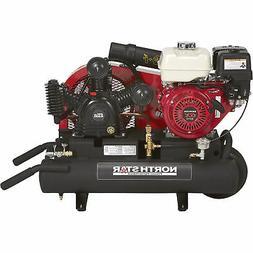 NorthStar Gas-Powered Air Compressor Honda GX270 OHV Engine