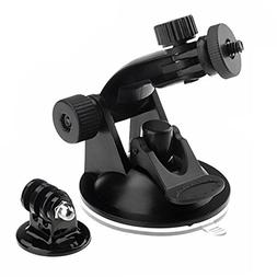 OWIKAR Gopro Accessories Car Holder Suction Cup Super Strong