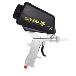 Gravity Sandblaster Gun - Durable Metal - Handheld and Porta