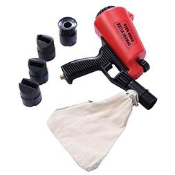 Goplus® Air Hand Held SandBlaster Gun Gravity Feed Sand Bla