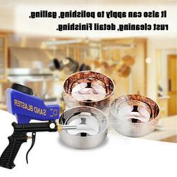 Handheld ABS Air Compressor Speed Gun Sand Blaster Sandblast