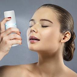 Fornorm Handheld Namo Atomizer Face Mist Sprayer Steamer Por