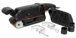 WEN HB3216 7-Amp 3-by-21-Inch Variable Speed Handheld and Be