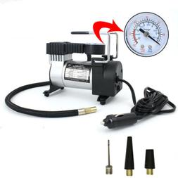 Heavy Duty Portable 12V 150PSI Car Tyre Auto Tire Inflator P