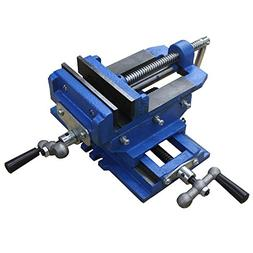 Hardware Factory Store 2 Way 4-Inch Drill Press X-Y Compound