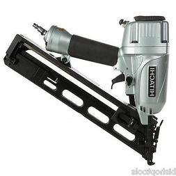 Hitachi NT65MA4 2-1/2 15 Gauge Angled Finish Nailer With Air