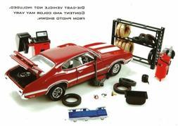 Hobby Gear Repair Tire Shop - Phoenix 18422 - 1/24 Diecast C