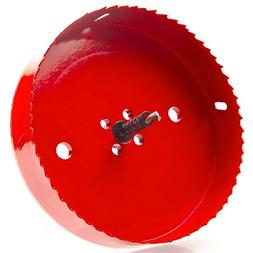 Eliseo 6 Inch 152mm Hole Saw Blade For Cornhole Boards , Cor