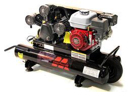 Honda 6.5-HP 10-Gallon 135-Psi Gas-Powered Belt Drive Air Co