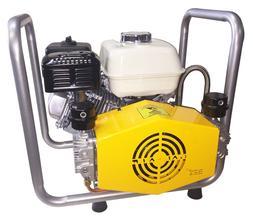 Honda gas power 12 CFM @ 100 PSI Air compressor