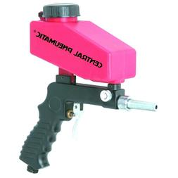 Central Pneumatic 21 Oz. Hopper Gravity Feed Spot Blaster Gu