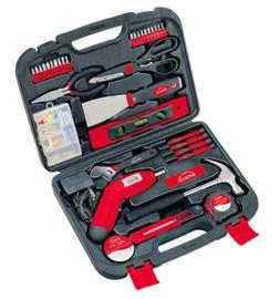 Apollo Precision Tools 135 Piece Household Tool Kit