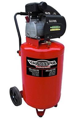 Speedway 7342 2-Hp 20-Gallon Vertical Compressor