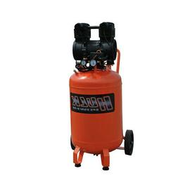 Hulk HP02P020SS 2 HP 20 Gal. Silent Air Portable Compressor