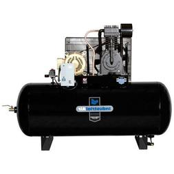 Industrial Air IH7569975 7.5-HP 120-Gallon Two-Stage Air Com