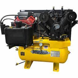 EMAX Industrial Plus 60 Gal. 18 HP, 2-Stage Horizontal Gasol