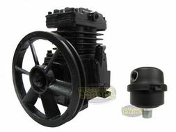 Schulz Industrial Single Stage Cast Iron Air Compressor Pump