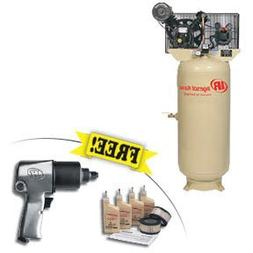Ingersoll Rand Compressors 2340L5-VTS Electric-Driven Two-St