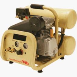 Ingersoll Rand P1IU-A9 Hand Carry Twinstack Air Compressor,