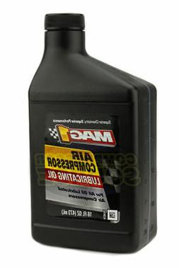 iso 100 non detergent air compressor oil