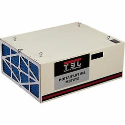 JET Air Filtration System w/ Remote & Electrostatic Pre Filt