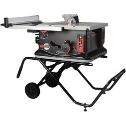 SawStop JSS-MCA Jobsite Saw with Mobile Cart, NULL