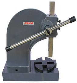 "Kaka Arbor Press, 2 Ton Cast Iron Arbor Press, 7"" Height Hea"