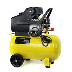 Kissemoj Heavy Duty 3.5 HP x 10 Gallon Air Compressor 125PS