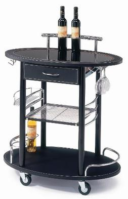 Kitchen Island Party Cart Kitchen Furniture on Wheels. These