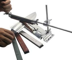 Knife Sharpener Professional Kitchen Sharpening System Fix A