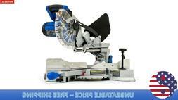Kobalt Compact Sliding 7-1/4-in 10-Amp Single Bevel Sliding