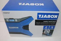 KOBALT Electric Portable Air Compressor 12Volt/20 Volt Tire