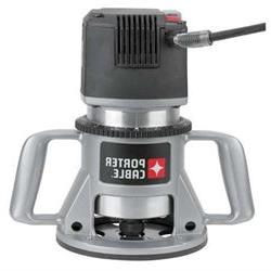 Porter Cable 7519 3-1/4 HP Single Speed Router with 15 Amp M