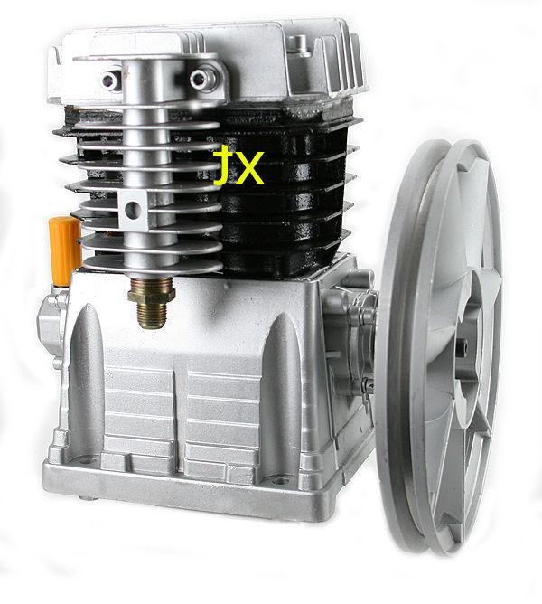115 PSI Compressor Aluminum