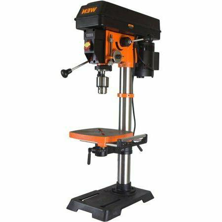 12 variable speed drill press 4214