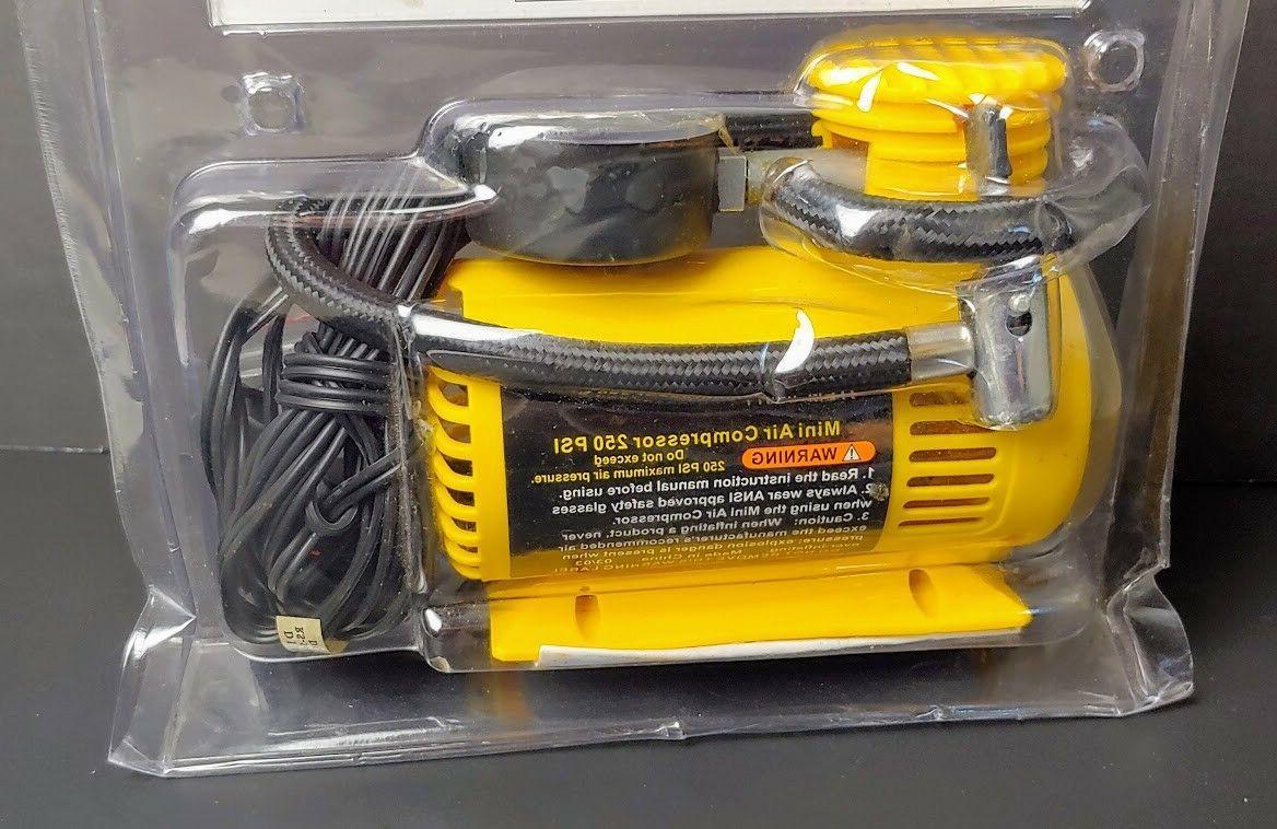 12 volt Portable Air NEW