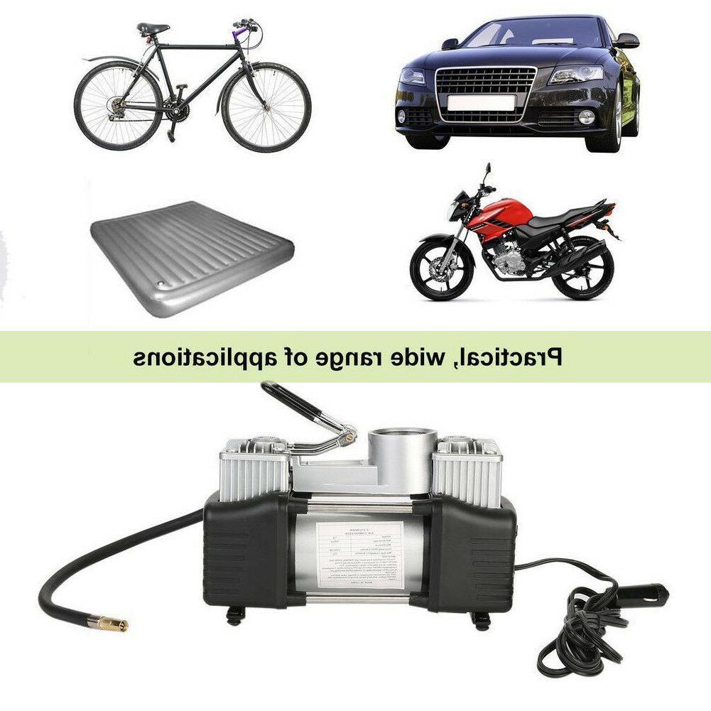 12V Auto Tire Inflator 150PSI