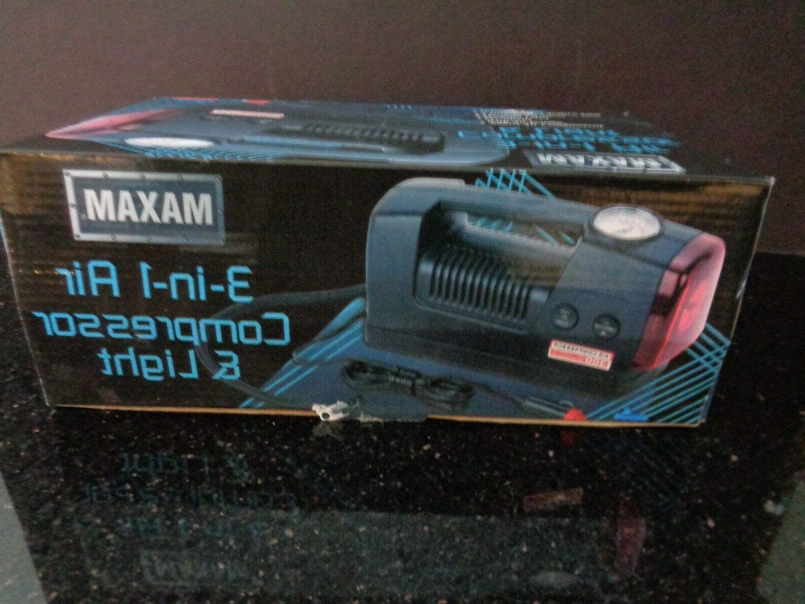 Maxam Compressor Pump New