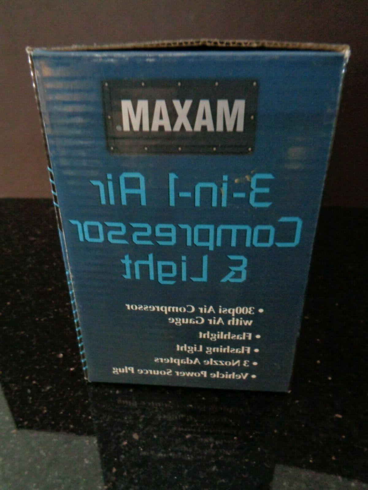 Maxam Compressor New In Box