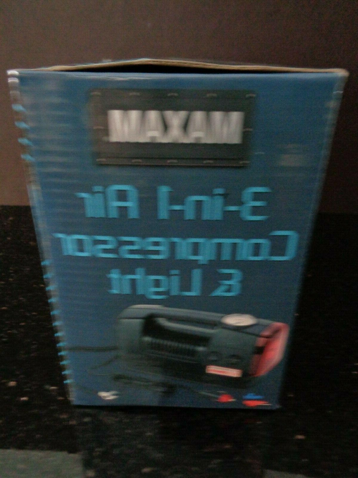 Maxam 12v Compressor New
