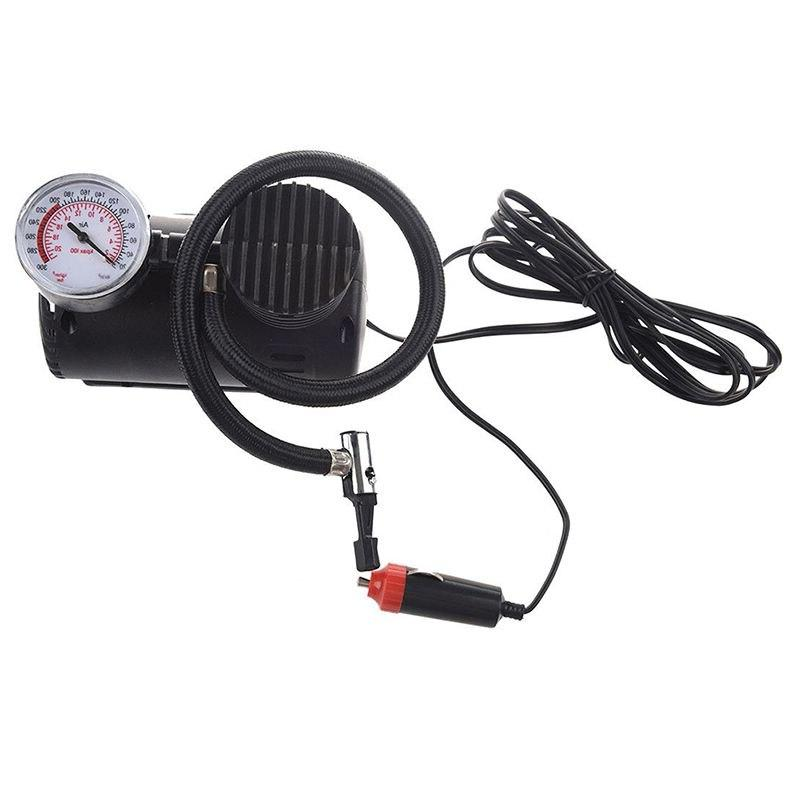 12V Auto Electric Pump <font><b>Air</b></font> Portable Tire psi Tire <font><b>Air</b></font> Car Accessories