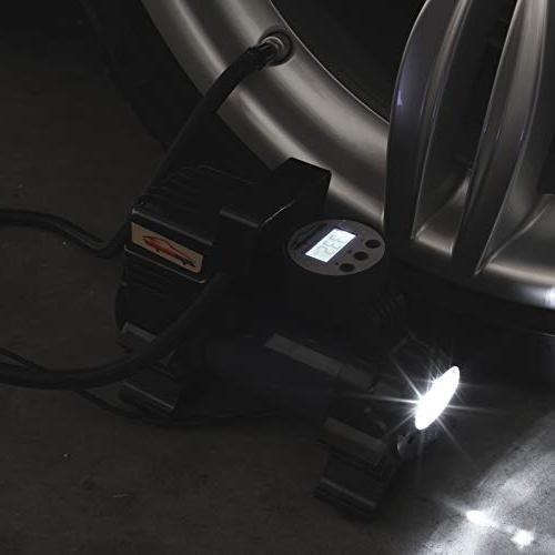 EPAuto 12V Air Compressor Pump, Tire
