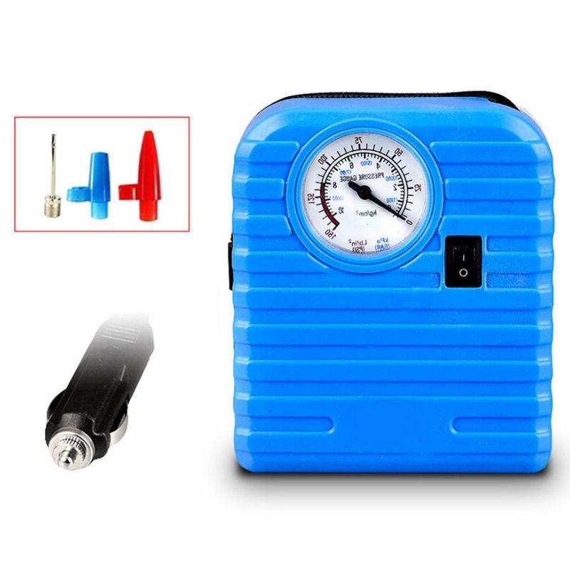 12V Portable Auto Inflatable High Pressure Inflator <font><b>Air</b></font>