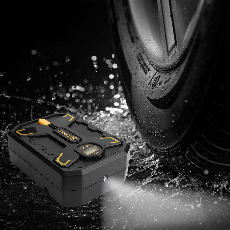 Tire DC Portable Compressor Pump