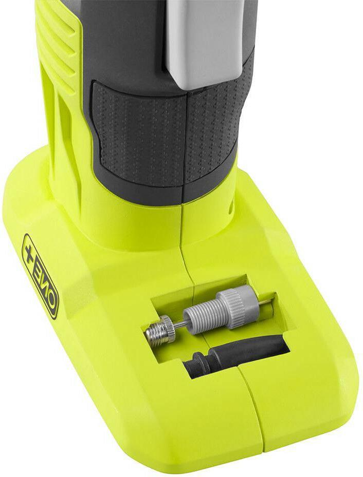 Ryobi 18V Cordless Portable Air Compressor Inflator Handheld Bike Pump