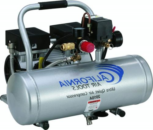 California Air Tools 2010A Ultra Quiet and Oil-Free 1.0 HP 2