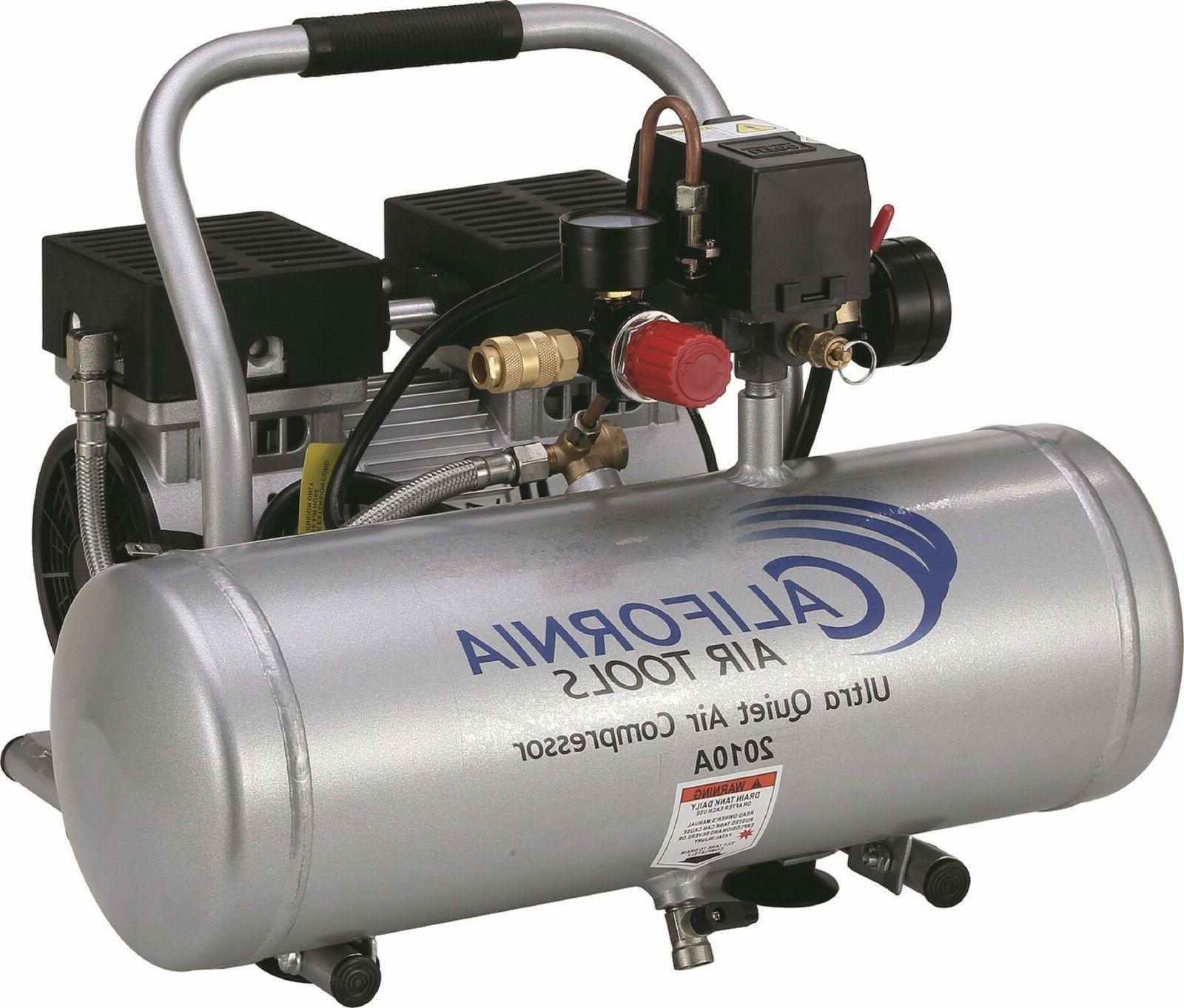 2010a ultra quiet oil free air compressor