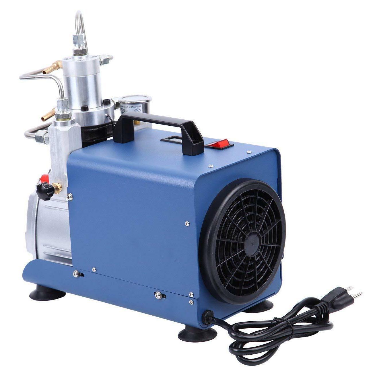 220V YONG 30MPa Electric Air Compressor Pump